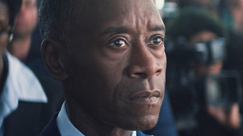 Don Cheadle in The Falcon and the Winter Soldier
