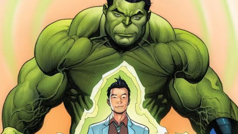 Amadeus Cho as The Totally Awesome Hulk