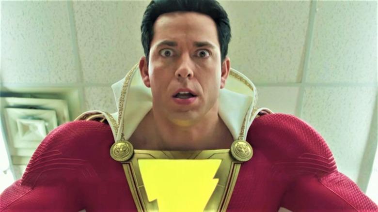 How Zachary Levi got ripped for Shazam!