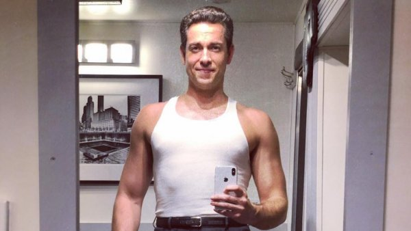 How Zachary Levi got ripped for Shazam!