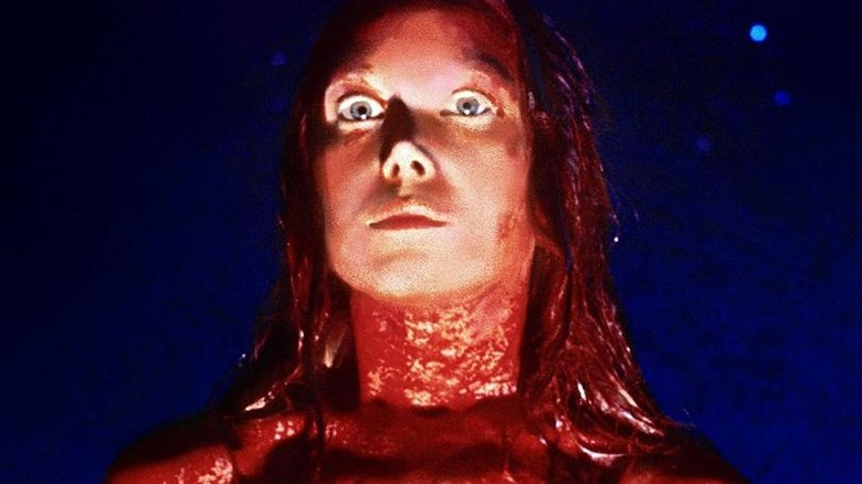 Carrie 1976 Sissy Spacey