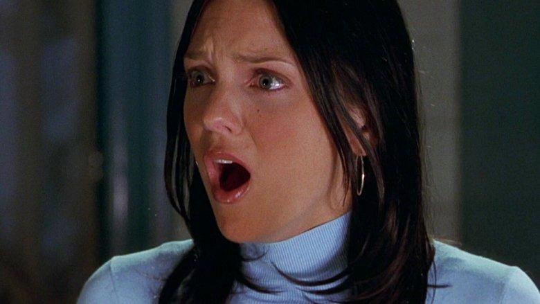 Anna Faris in Scary Movie