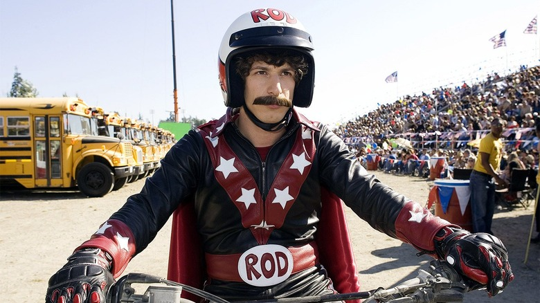 Andy Samberg as Rod Kimble in Hot Rod