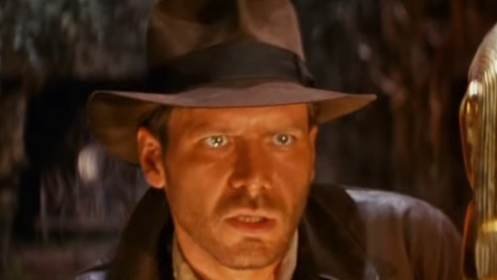 indiana jones gold idol
