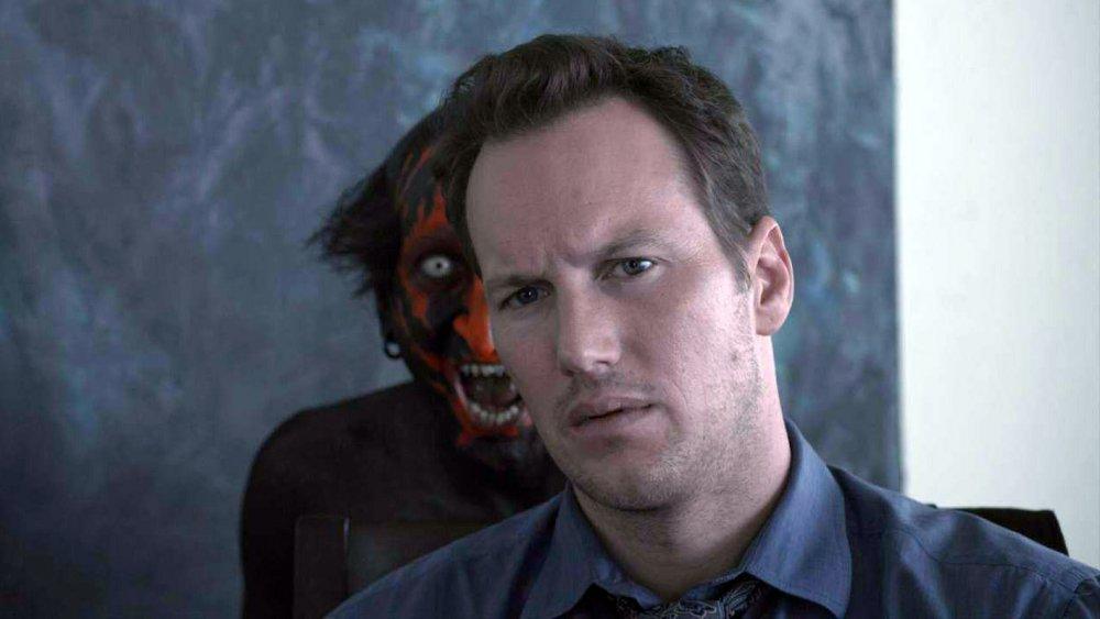 Patrick Wilson as Josh Lambert in Insidious