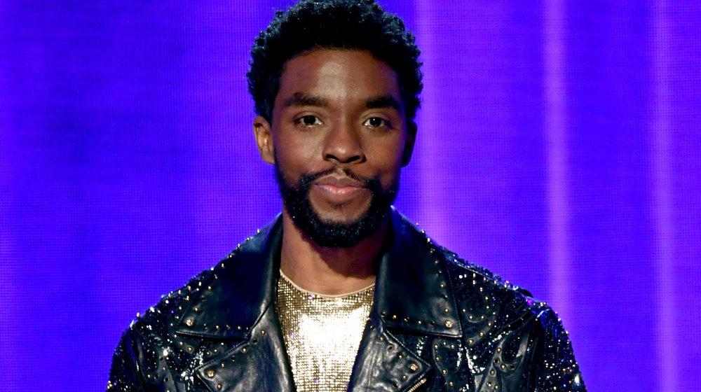 Black Panther 2's Chadwick Boseman training for film?
