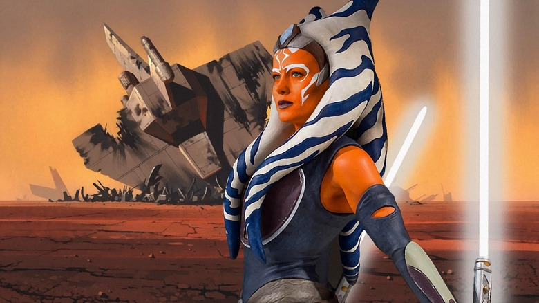 Is Brie Larson Lucasfilm's top choice for Ahsoka Tano?