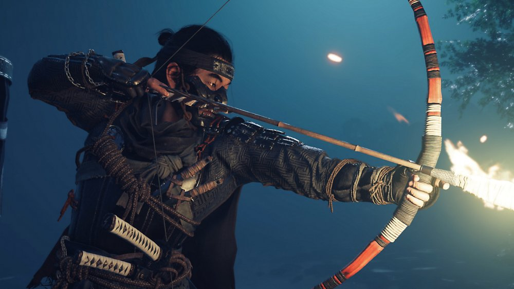 ghost of tsushima, sucker punch, sony, playstation 4, ps4, playstation 5, ps5, coming, release, launch