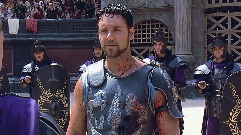 Maximus bloody