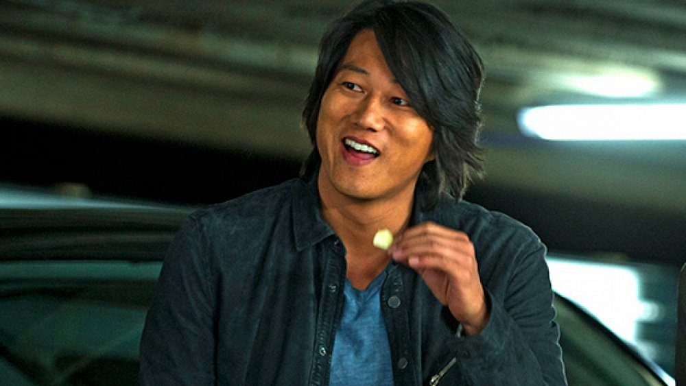 Sung Kang as Han Lue in The Fast and the Furious film franchise