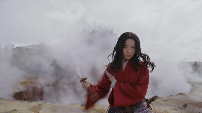Live action remake of Mulan