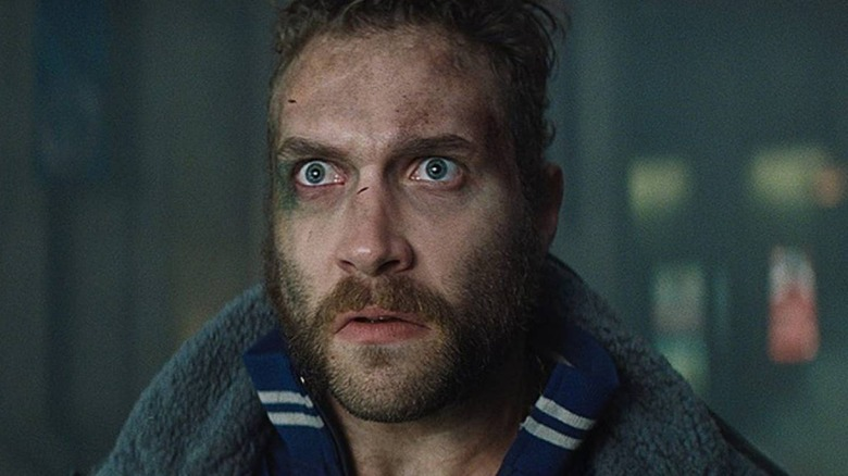 Jai Courtney stars as Captain Boomerang in 2016's Suicide Squad