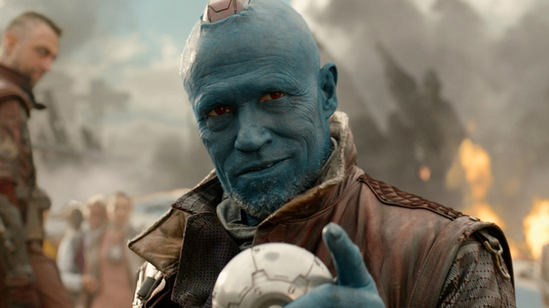Michael Rooker as Yondu in Guardians of the Galaxy