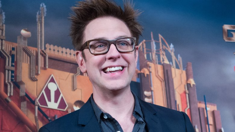 James Gunn, director and writer of Guardians of the Galaxy