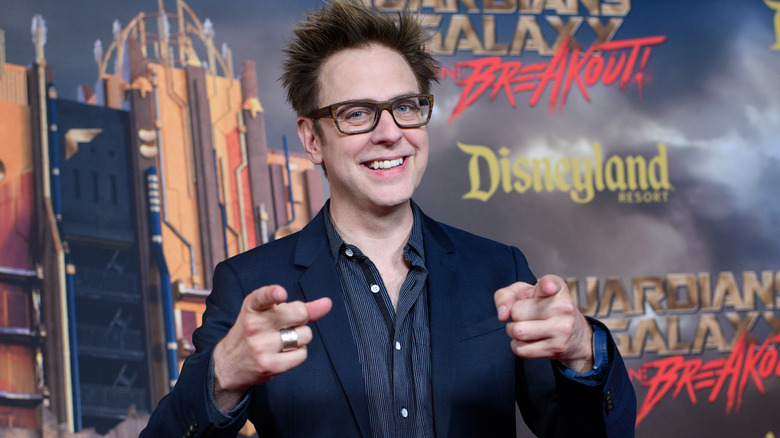 james gunn guardians disneyland