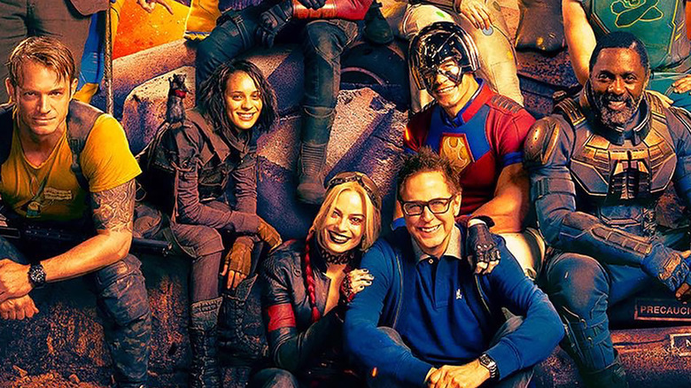 James Gunn On How The Suicide Squad Compares To The Guardians Of The Galaxy