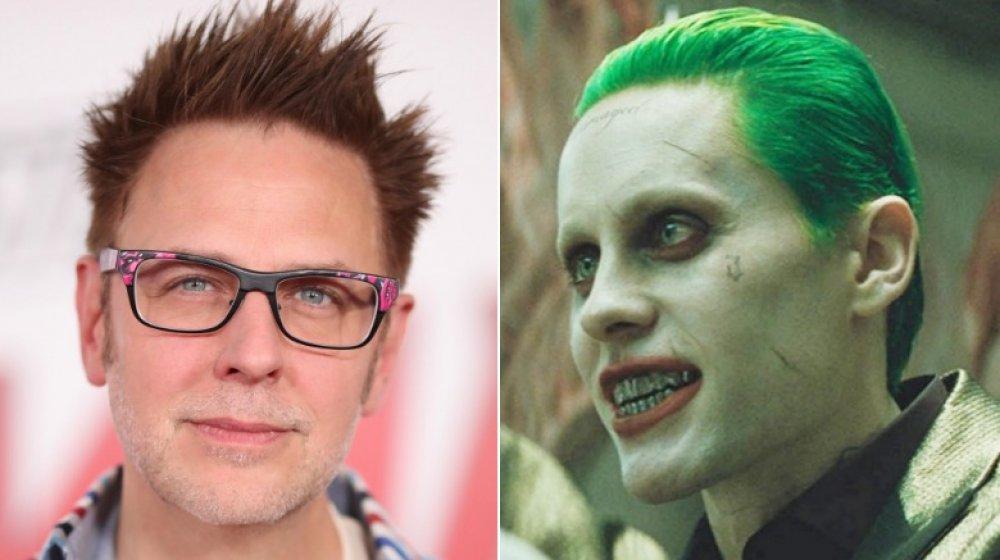 James Gunn / Jared Leto as the Joker