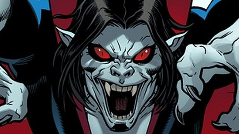 Marvel Comics' Morbius, the Living Vampire