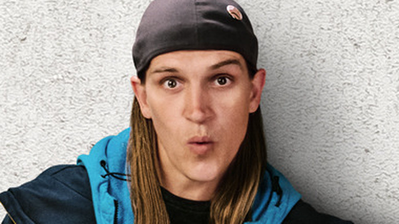 Jason Mewes on Jay and Silent Bob Reboot poster