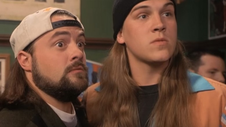 Kevin Smith Jason Mewes Jay and Silent Bob