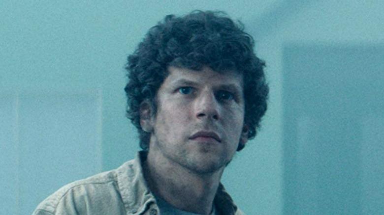 Jesse Eisenberg as Tom in Vivarium