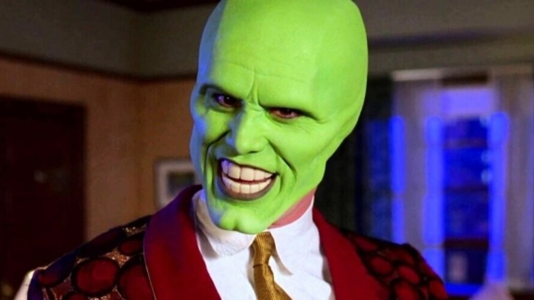 Jim Carrey may return as The Mask in Space Jam 2