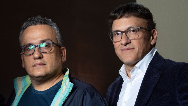 Joe Russo Anthony Russo Spider-Man