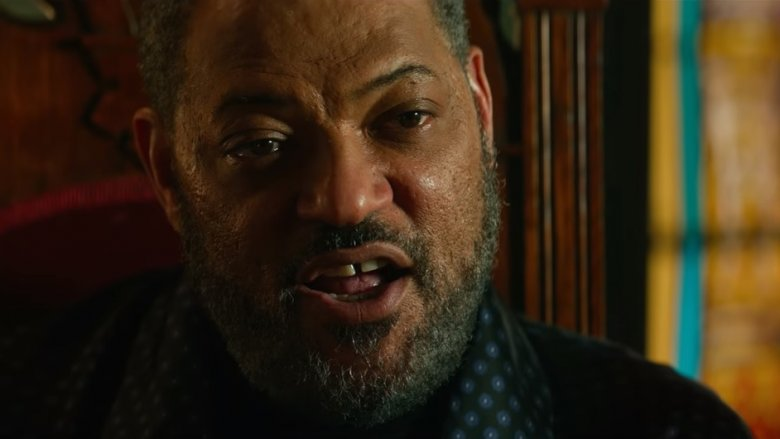 Laurence Fishburne in John Wick