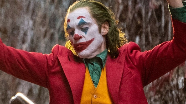 Joker: Joaquin Phoenix didn't reference Heath Ledger when creating his version of the character
