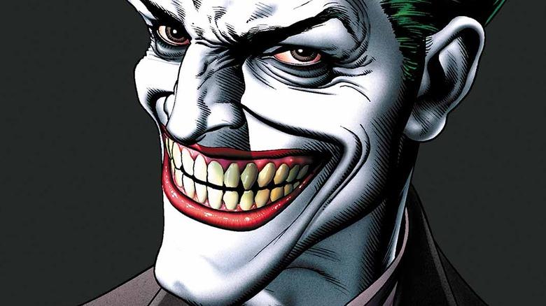 Joker origin movie in the works