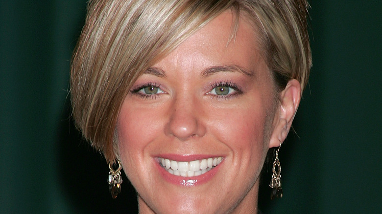 Kate Gosselin smiling