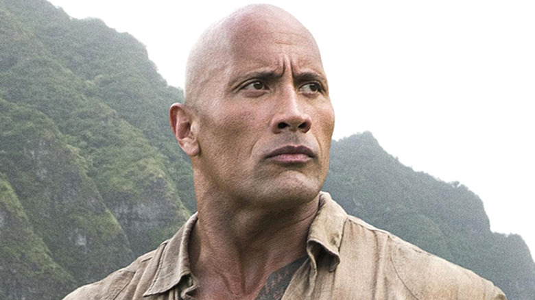 "Jumanji: Welcome to the Jungle Dwayne ""The Rock"" Johnson as Dr. Smolder Bravestone"