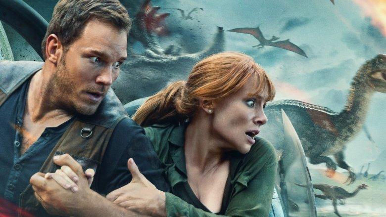 Jurassic World 2 Release