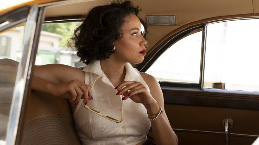 Leti Lewis (Jurnee Smollett) begins takes a road trip