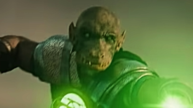 Yalan Gur in Zack Snyder's Justice League