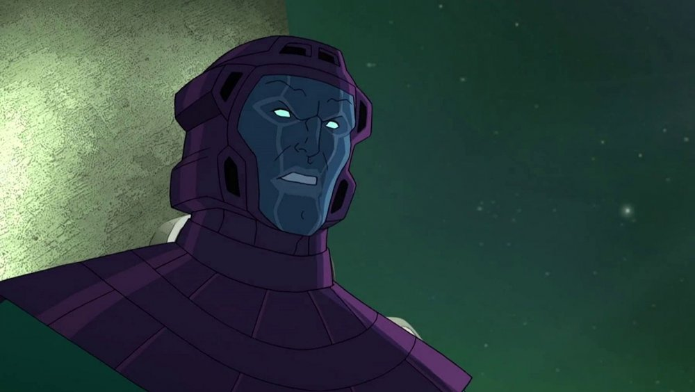 Kang the Conqueror on Avengers Assemble
