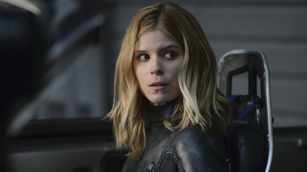 Kate Mara as Sue Storm/Invisible Woman in 2015's Fantastic Four