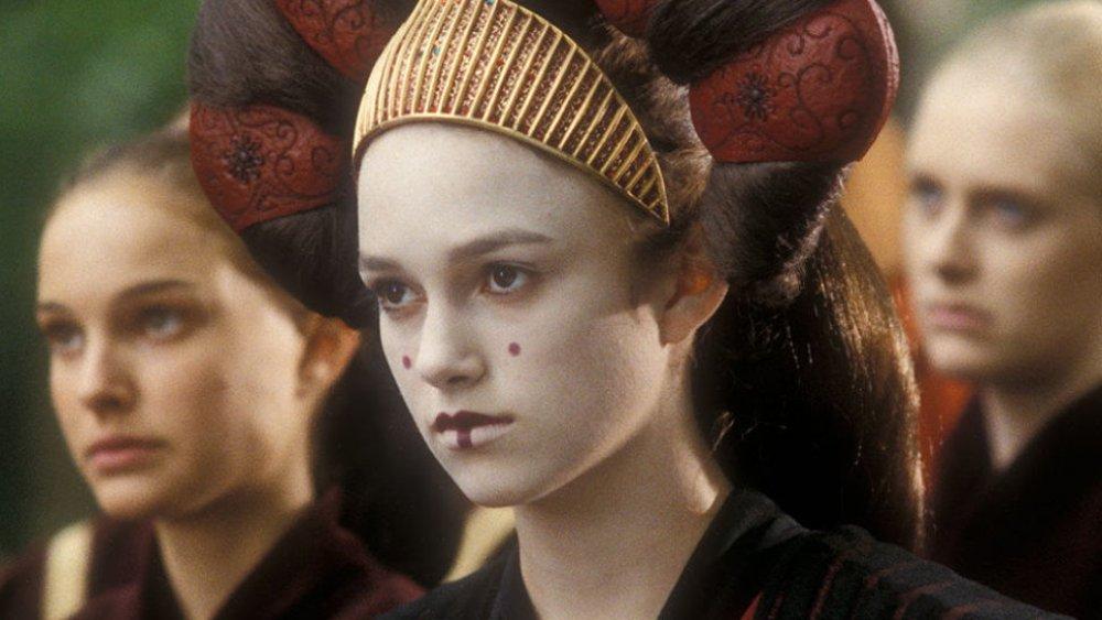 Keira Knightley in Star Wars: The Phantom Menace