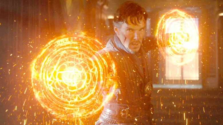 Doctor Strange shields
