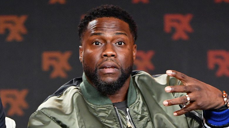 Kevin Hart on FXX
