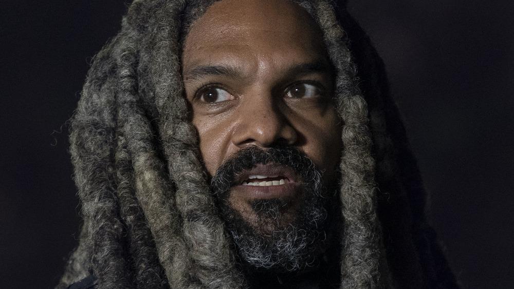 Khary Payton as Ezekiel The Walking Dead season 10, episode 20