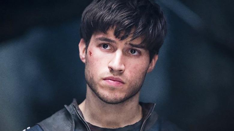 Krypton Syfy Cameron Cuffe as Seg-El