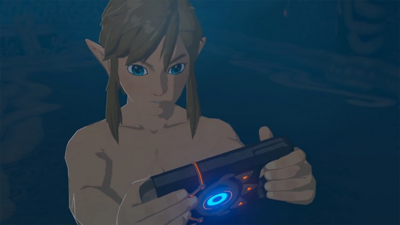 Learn To Read Sheikah In Breath Of The Wild