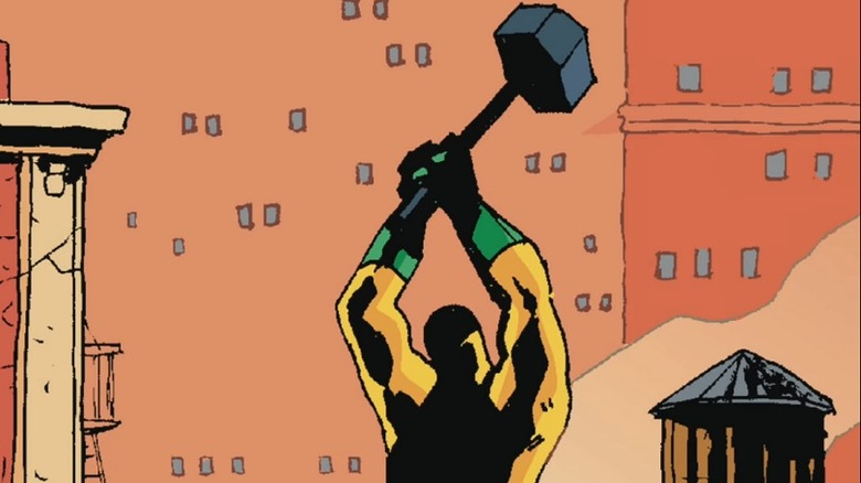 Legendary acquires rights to Black Hammer