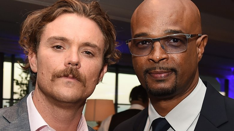 Clayne Crawford and Damon Wayans