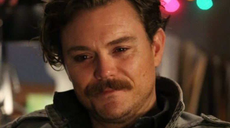 Clayne Crawford as Martin Riggs in Lethal Weapon