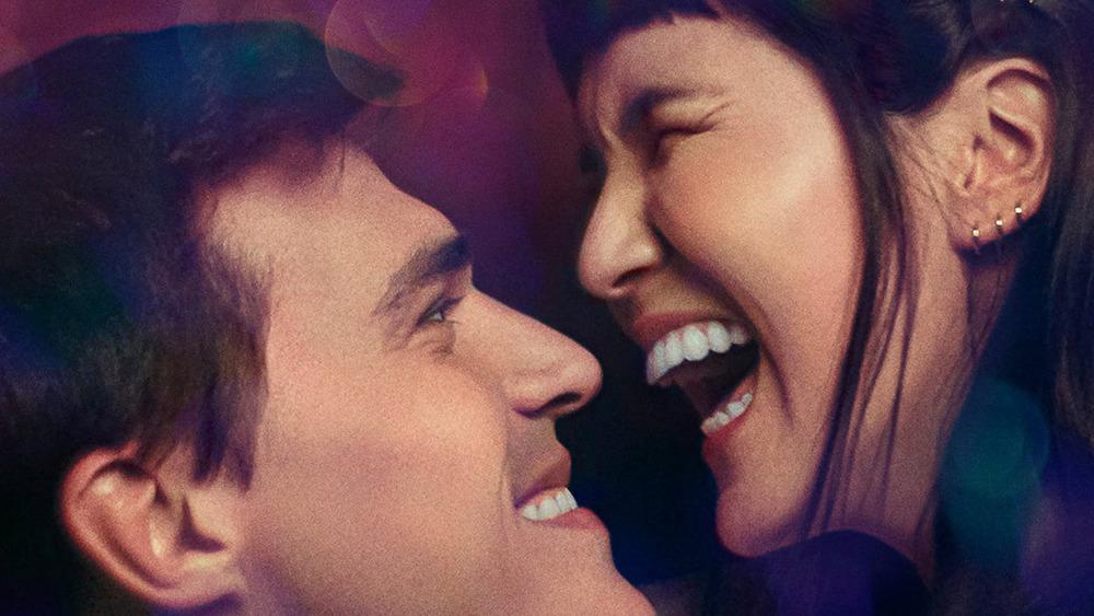 Finn Witrock and Zoe Chao in Long Weekend