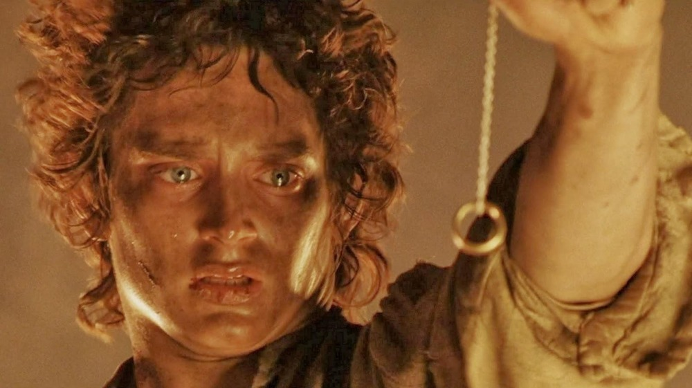 Elijah Wood in Lord of the Rings: The Return of the King