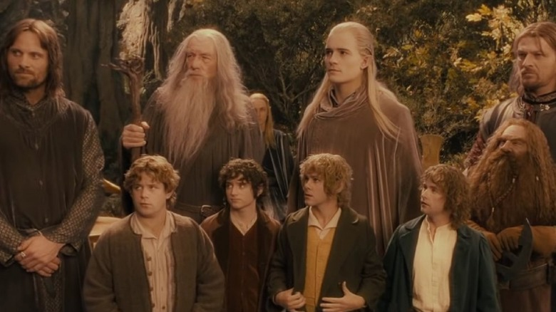 The Fellowship of the Ring, Lord of the Rings