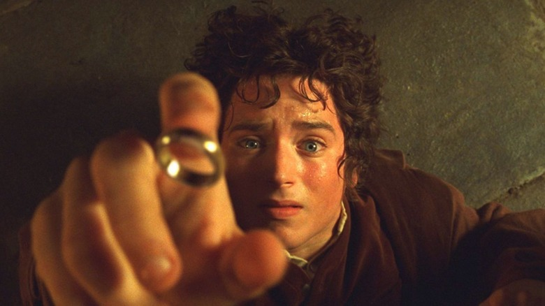 Elijah Wood, The Lord of the Rings: The Fellowship of the Ring